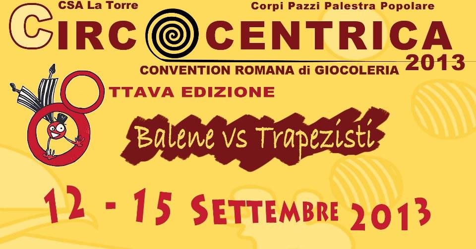 CircoCentrica 2013